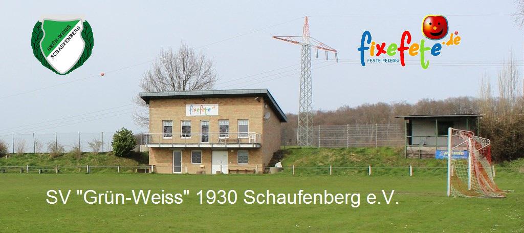 SV Grün-Weiß Schaufenberg Logo